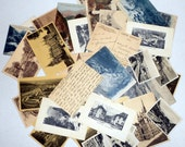 1920's Paris France - up to 87 years of History -Collector's Post Cards