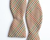 Wool Bow Tie