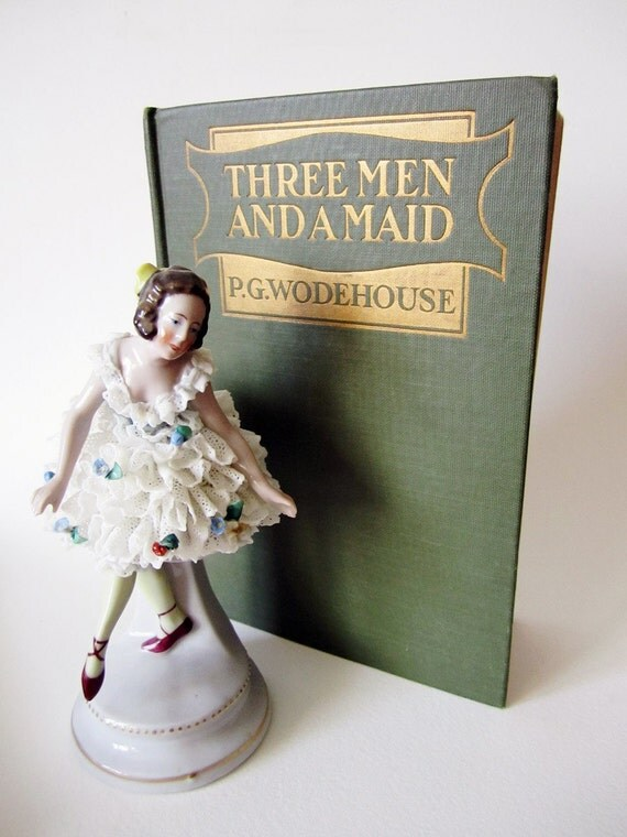 Three Men and a Maid by P.G. Wodehouse