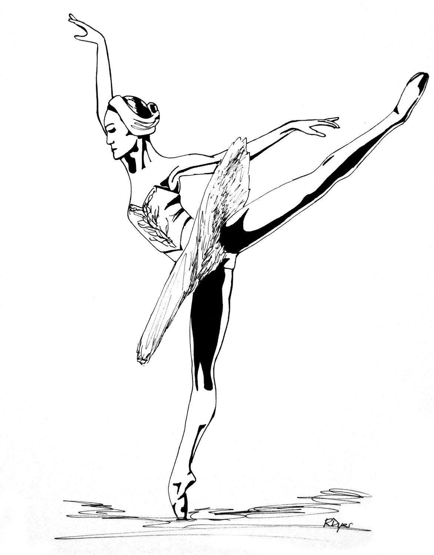 Disegni Ballerina Colorare Imagixs Ajilbabcom Portal Picture