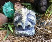 Shrunken Head Tiki Mug by Tiki tOny