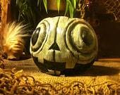 Dia De Los Muertos Jack O Lantern Skull Mug by Tiki tOny