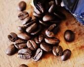 Coffee Beans Print 5 x 7 (Inches)