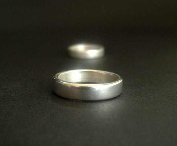 Sterling Silver Ring - Polished Finish