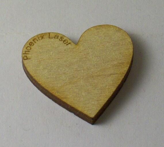 Custom Listing for Jessica G-laser engraved hearts