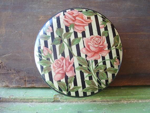 Very Charming Rose Tin