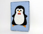 Penguin Felt iPhone/iPod Case