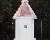 Copper Top Birdhouse