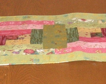 Asian Print Table Runner