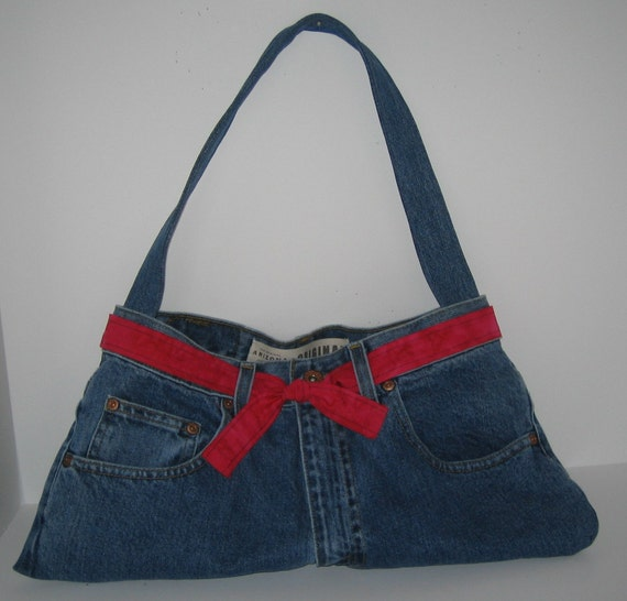 Jean Purse/Bag   ON SALE
