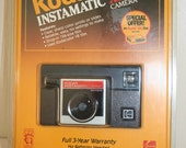 Vintage Kodak Instamatic X-15F Camera