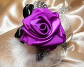 Keepsake Corsage Purple Passion