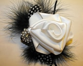 Keepsake Corsage Pureness In White