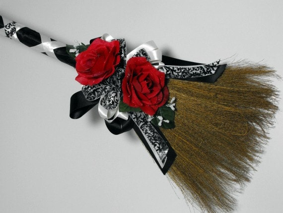 Customized Wedding Broom for YOU