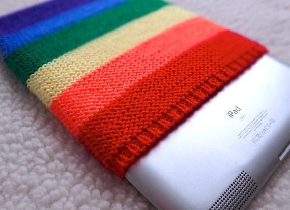 iPad / iPad 2 Case - Rainbow