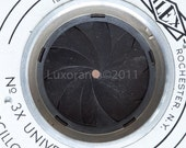 no.3 universal ilex shutter oscillo paragon photography vintage