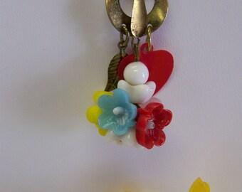 Flower Pendant 274