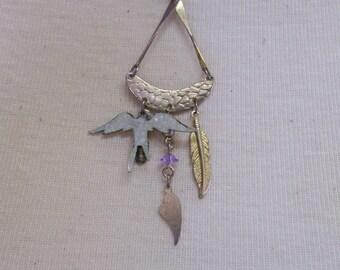 Bird Necklace 245
