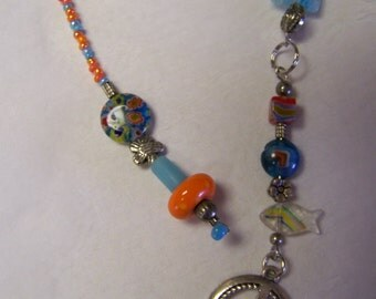 B33 Beaded Bookmark