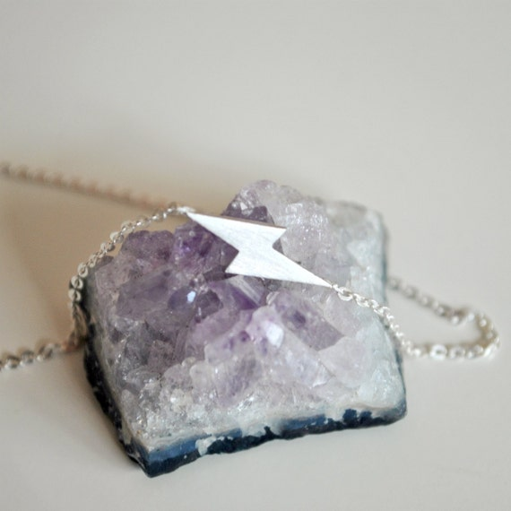 Thunderstorm Necklace Sterling Silver