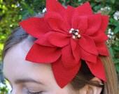 Trafficstopper  flower headband