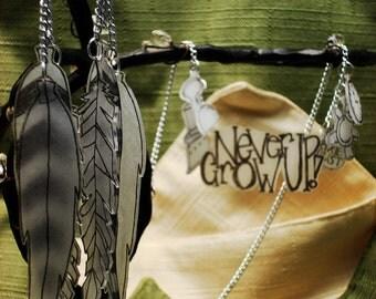Peter Pan Jewelry Set