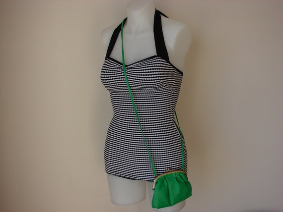SALE Retro Swimsuit 'Fifties Snug'