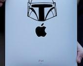 Star Wars Boba Fett Decal (FREE SHIPPING)