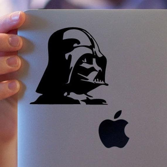 Star Wars Darth Vader Decal for iPad (FREE SHIPPING)