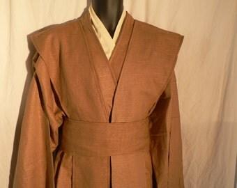 Jedi, Mace Windu Jedi Robes, Jedi Tunic, Star Wars Costume, Cosplay, Custom Made to Order