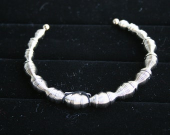 Silver Spring Bracelet