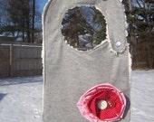 Valentines Day Baby Bib