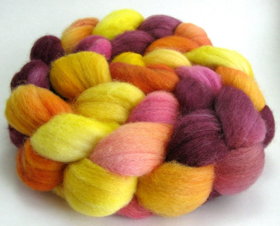Happy Accident - Polwarth Wool