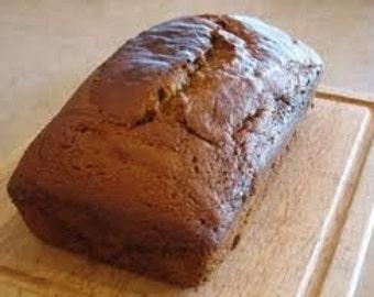 ON SALE Down Home Pumpkin Walnut Bread