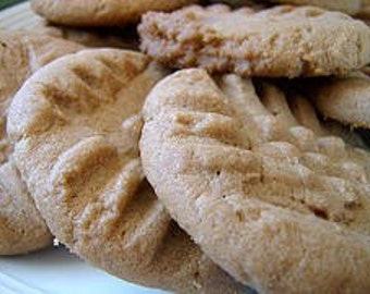 My Mothers Peanut Butter Cookies
