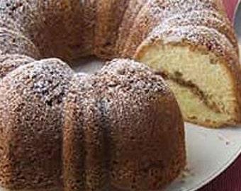 3 lb Grandmas Sour Cream Coffee Cake