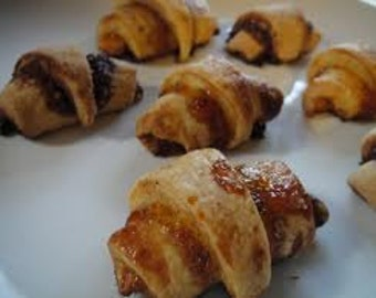 Homemade Sugar Free Rugelach