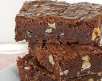 Georgia Pecan Brownies