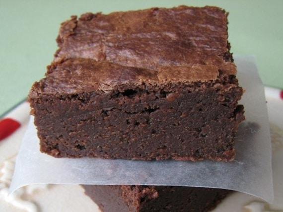 ON SALE  Homemade  Fudge Brownies