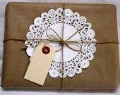 Lost Button Gift Wrap