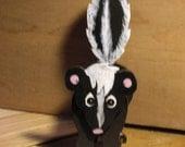 Skunk Planter Box