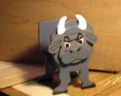Angus, The Bull Planter Box