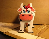 Betsy Cow Planter box