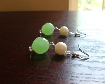 The Going Green- Earrings