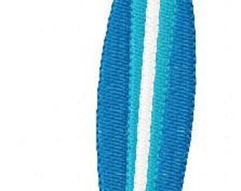 Surf Board, Summer, Machine Embroidery Design, Machine Embroidery Design// Surfing // Beach Embroidery Design // Joyful Stitches