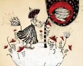 Dancing Thumbelina