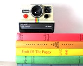 Vintage Polaroid OneStep SX-70 Land Camera.