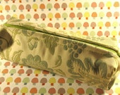 Vintage Green Pouch