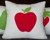 Apple-a-Day Cushion