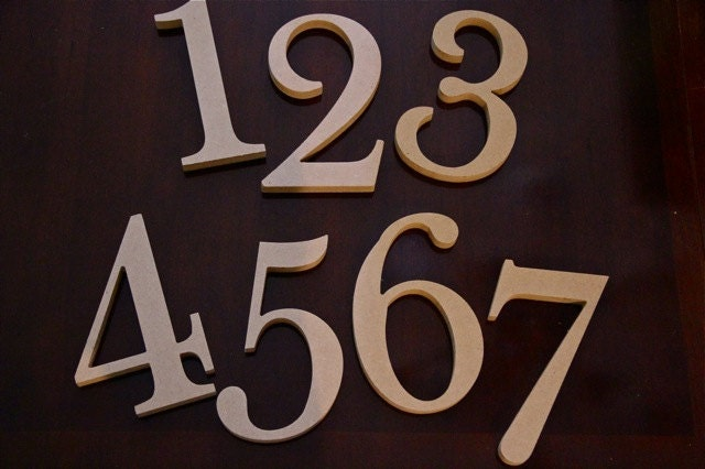 wood craft numbers